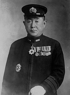 admiral in the Imperial Japanese Navy