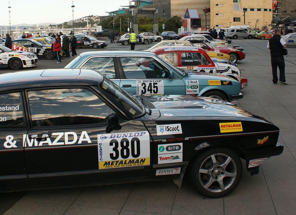 Cromwell Classic Car Show