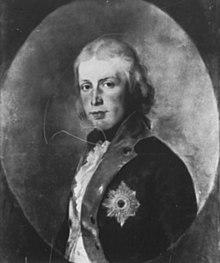 Der Sohn: Friedrich Wilhelm als Kronprinz um 1793 (Quelle: Wikimedia)