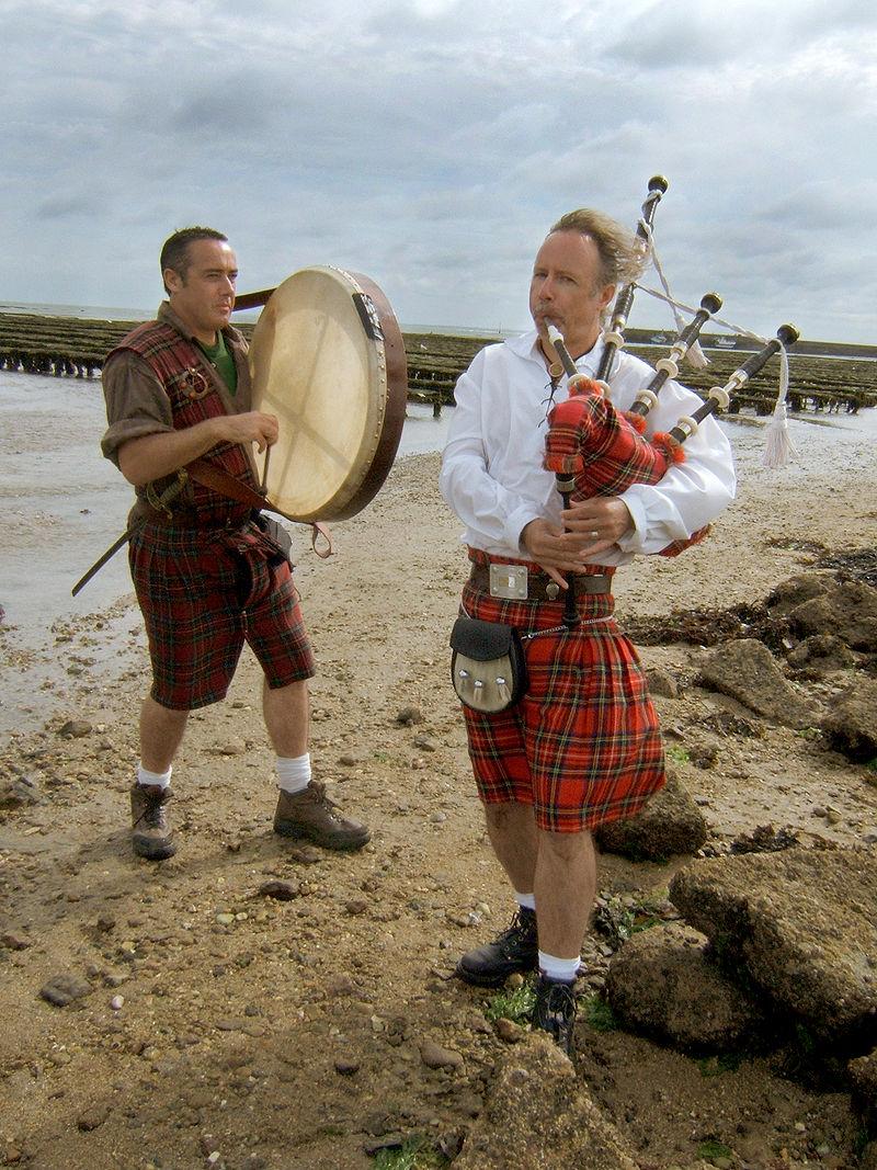 Musiques traditionnelles et celtiques