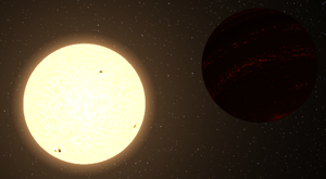Tau Geminorum - Image: Tau Geminorum and brown dwarf