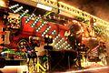 Taunton carnival 2016 - Harlequin CC Underground Express detail.JPG