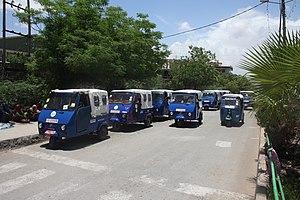 TaxiStandDireDawa