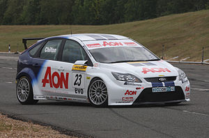 Mountune Racing - Calor Gas powered 2 litre Ford Duratec, built and prepared by Mountune Racing