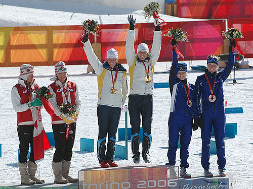 Er de amerikanske olympiske skatere dating