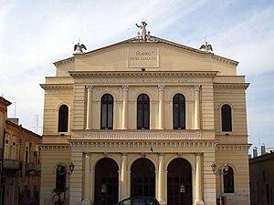 Cerignola - Mercadante Theatre