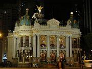 Teatro Municipal do Rio de Janeiro - Brasil