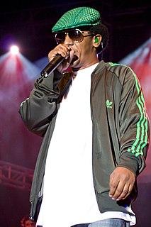 Tego Calderón Puerto Rican rapper