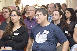 Tel Aviv - Wikipedia's 15th Birthday celebration DSC0108.jpg