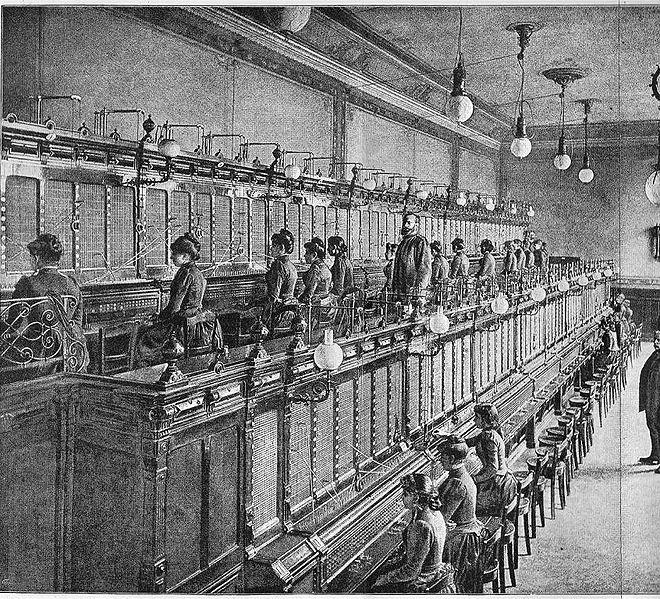 File:Telephone Exchange 1892.jpg