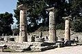 Temple d'Hera (600 aC), Santuari d'Olímpia.jpg