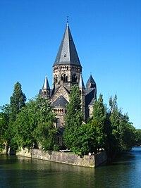 Temple de Metz mai 2009.jpg