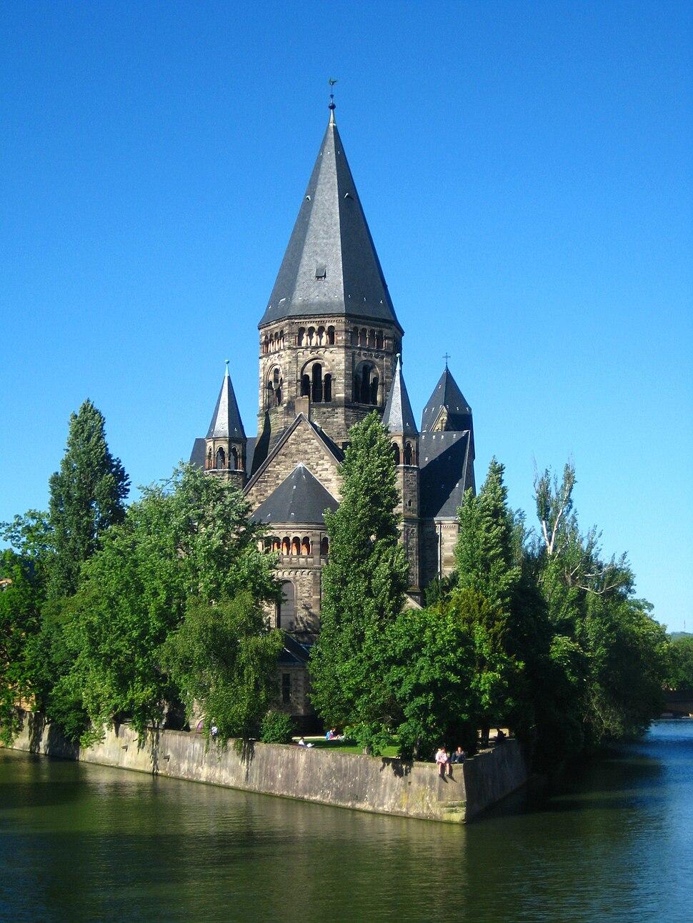 Temple de Metz mai 2009