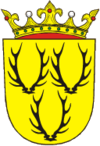 Coat of arms of Teplá