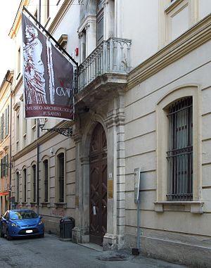 Museo archeologico Francesco Savini - Museo archeologico Francesco Savini