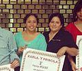 Tercera pareja en registrar la Unión de hecho en ecuador son dos mujeres lesbianas - Karla Vacacela y priscila.jpg