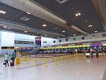 Terminal 2, Manchester Airport, June 2016 (01).JPG