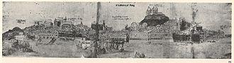 Praça do Comércio - Terreiro do Paço in 1575