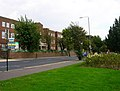 Territorial Army Centre, Dyke Road - geograph.org.uk - 540822.jpg