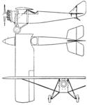 Texas-Temple Commercial Wing 3-view Le Document aéronautique August,1928.png