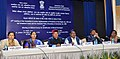 """Thaawar Chand Gehlot chairing a meeting of the Ministers and Principal Secretaries of the States to review the """"Prevention of Civil Rights & Prevention of Atrocities Act's"""", in New Delhi.jpg"""