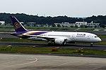 Thai Airways International Boeing 787-8 (HS-TQA-35315-190) (20578573522).jpg