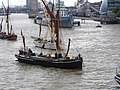 Thames barge parade - in the Pool - Centaur - Reminder 6709.JPG
