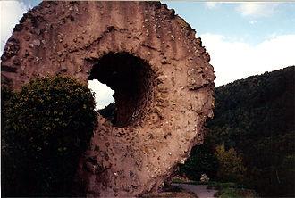 Thann, Haut-Rhin - L'oeil de la sorcière