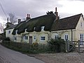 Thatched Cottage, Pyrton - geograph.org.uk - 123136.jpg