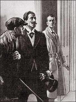 Image illustrative de l'article La Pierre de Mazarin
