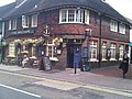 The Anchor public house, London Road, Sevenoaks - geograph.org.uk - 1700979.jpg
