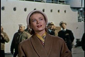 The Bridges at Toko-Ri - Grace Kelly as Nancy Brubaker.