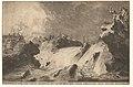 The Bursting of St. Anthony's Dike, 5 March 1651. Vertoninge...Amsterdam MET DP140866.jpg