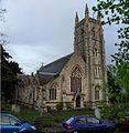 The Church of St Thomas à Becket, Northaw, Essex (4586245085).jpg