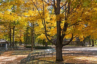 Interlochen Center for the Arts - Image: The Commons at Interlochen Fine Arts School