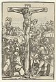 The Crucifixion, from Speculum passionis domini nostri Ihesu Christi MET DP849021.jpg