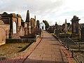 The Graveyard, St Michaels Church (geograph 3335062).jpg