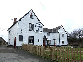 Stanford in the Vale - The Horse and Jockey pub