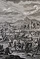 The Phillip Medhurst Picture Torah 322. The plague of flies. Exodus cap 8 vv 21-31. Pintz.jpg