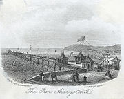 The Pier, Aberystwith