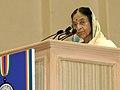 The President, Smt. Pratibha Patil addressing at the National Awards presentation for Teachers-2006, on the occasion of Teacher's Day', in New Delhi on September 05, 2007.jpg