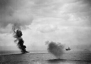 Operation Halberd - Image: The Royal Navy during the Second World War A5634