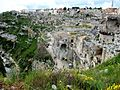 The Sassi Cave Dwellings and Museum house - panoramio.jpg