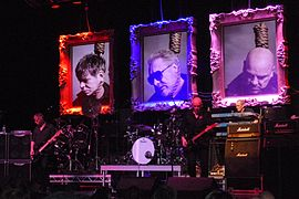 The Stranglers in Brighton on March 6th 2014