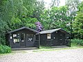 The Ted Ellis Nature Reserve - wardens' huts - geograph.org.uk - 1341481.jpg