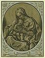 The Virgin and Child - G. Rhenus Bon. In., B. Coriol. Eq. Sculp. LCCN2008678757.jpg