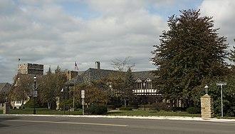 Adam Willis Wagnalls - The Wagnalls Memorial in Lithopolis, Ohio