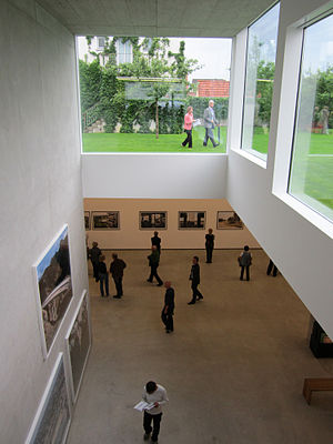 The Walther Collection - Image: The Walther Collection, Interior Neu Ulm, Germany