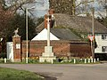The War Memorial at Little Burstead - geograph.org.uk - 749235.jpg