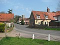 The village of Saxthorpe - geograph.org.uk - 1257443.jpg